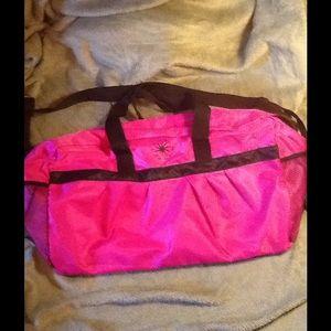 Accessories - Pink Gym/Weekend Bag